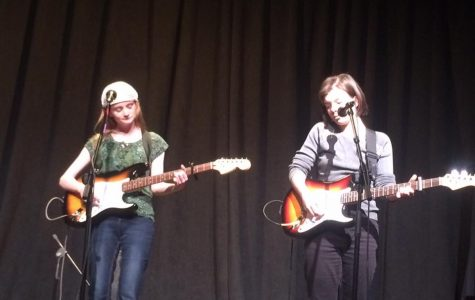 Q&A: What is it like to be a teenager in a band?