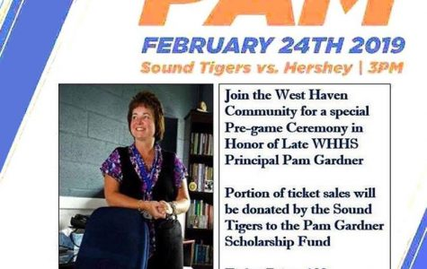Bridgeport Sound Tigers Honor Pam Gardner With 'Play For Pam' Game