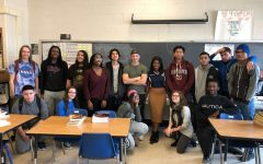 Reporter Inspires Students to Follow Their Passions