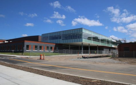 WHHS Opens Parts of New Building to Students