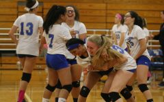 West Haven Volleyball Finishes Season With Trip to SCC