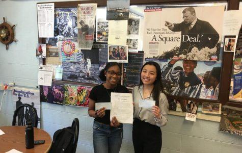 Juniors Win AIC Integrity Writing Contest