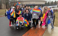 WHHS Gender Sexuality Alliance Visits UConn