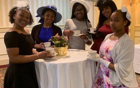 West Haven Black Coalition Hosts Tea Party