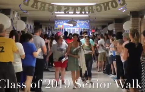 "Watch Our Graduating Seniors Say Goodbye at Annual ""Senior Walk"""