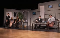 "Theatre Workshop Opens New Auditorium With Production Of ""Rumors"""