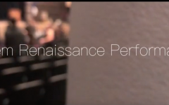 Sophomores Commemorate Harlem Renaissance