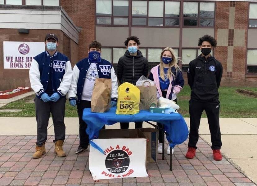 New Club Addresses Food Insecurity