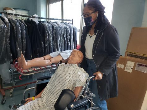 Nursing Program Adjusting to Working Through COVID-19