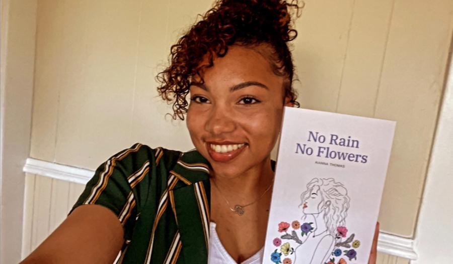 Aianna Thomas, author of