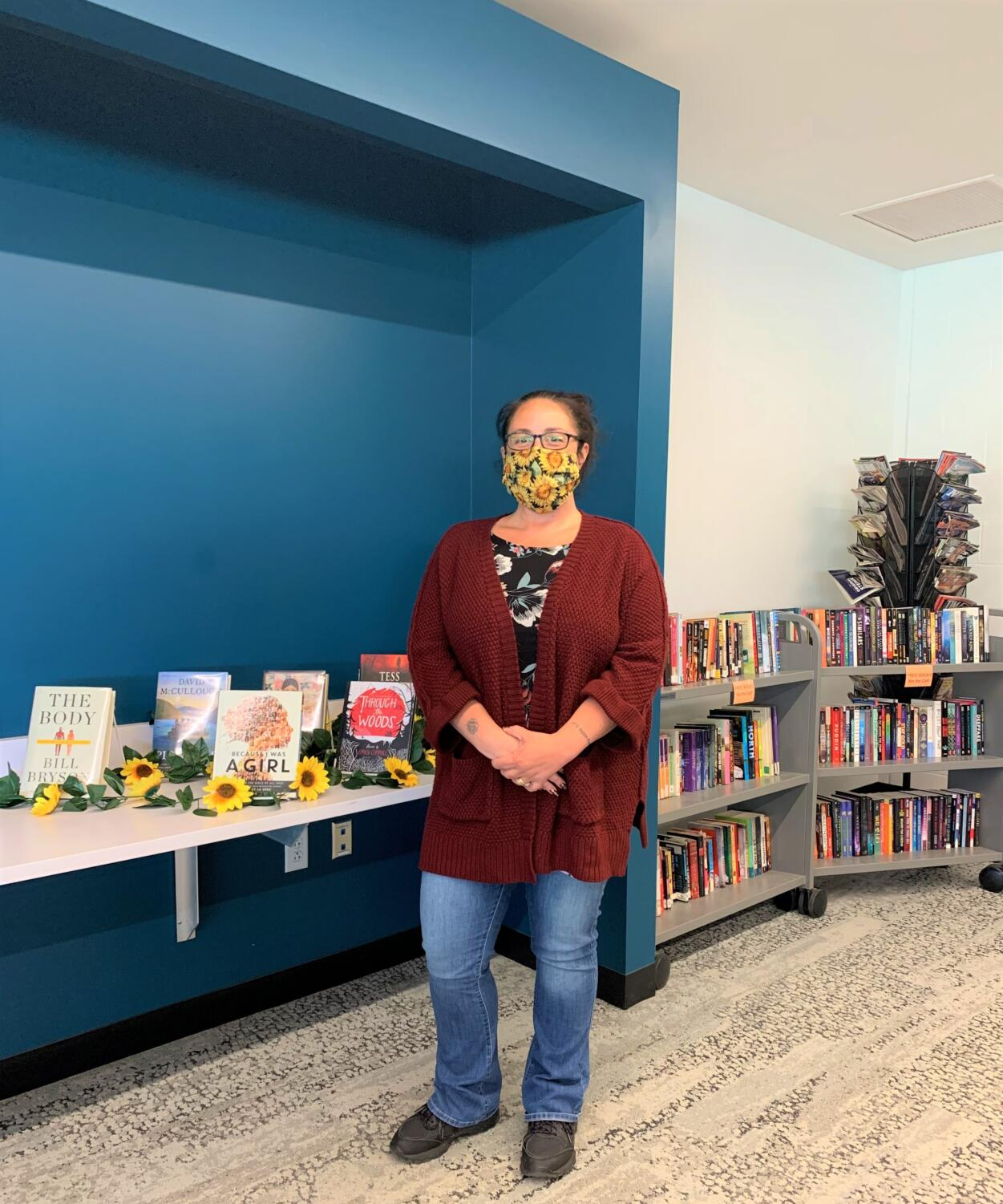 School Librarian Honored