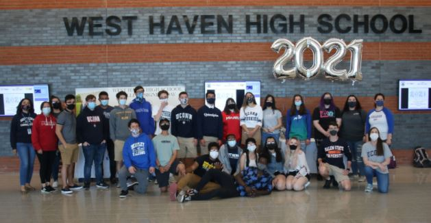 Seniors Celebrated at College Signing day