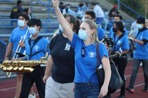 School Welcomes New Band Director